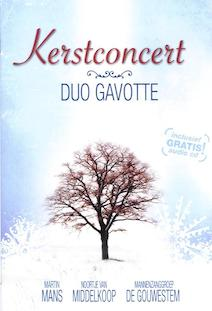 Dvd Kerstconcert cover